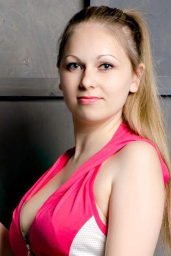 Ukrainian girl Olga,25 years old with grey eyes and white grey hair.