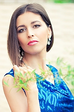 Ukrainian girl Marina,33 years old with brown eyes and light brown hair.