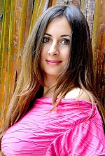 Ukrainian girl Svetlana,34 years old with brown eyes and dark brown hair.