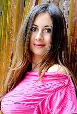 Ukrainian girl Svetlana,34 years old with brown eyes and dark brown hair.