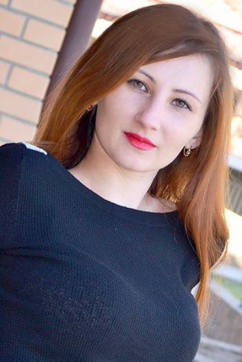 girl Tatyana , years old with  eyes and  hair.
