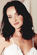 Ukrainian girl Oksana,47 years old with  eyes and  hair.