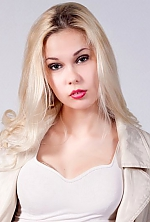 Ukrainian girl Katerina,22 years old with brown eyes and blonde hair.