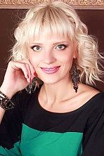 Ukrainian girl Jyliya,29 years old with blue eyes and blonde hair.