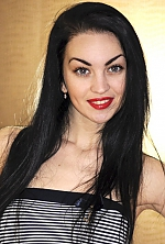 Ukrainian girl Ella,29 years old with grey eyes and dark brown hair.