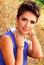 Ukrainian girl Kristina,26 years old with brown eyes and light brown hair.