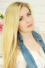 Ukrainian girl Natalia,31 years old with blue eyes and blonde hair.