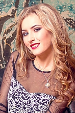 Ukrainian girl Kristina,20 years old with blue eyes and light brown hair.
