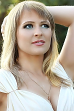 Ukrainian girl Alina,24 years old with green eyes and blonde hair.
