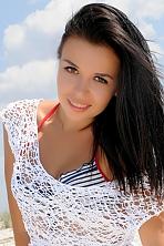 Ukrainian girl Kseniya,28 years old with brown eyes and dark brown hair.