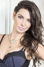 Ukrainian girl Margarita,27 years old with hazel eyes and dark brown hair.
