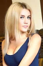 Ukrainian girl Irina,25 years old with green eyes and blonde hair.