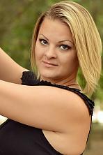 Ukrainian girl Oksana,33 years old with blue eyes and blonde hair.