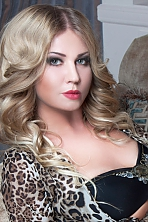 Ukrainian girl Irina,28 years old with green eyes and blonde hair.