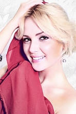 Ukrainian girl Elena,27 years old with hazel eyes and blonde hair.