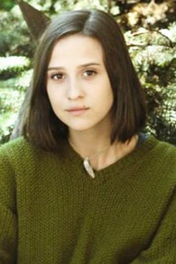 Ukrainian girl Dasha,20 years old with brown eyes and dark brown hair.