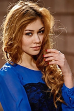 Ukrainian girl Nataliya,19 years old with blue eyes and light brown hair.