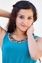 Ukrainian girl Gala,28 years old with brown eyes and dark brown hair.