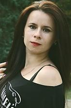 girl Nastushka, years old with  eyes and  hair.
