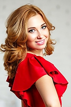 Ukrainian girl Svetlana,27 years old with green eyes and dark brown hair.
