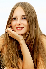Ukrainian girl Antonina,27 years old with  eyes and  hair.