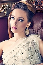 Ukrainian girl Anna,30 years old with blue eyes and blonde hair.