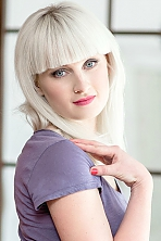 Ukrainian girl Julia,27 years old with  eyes and  hair.