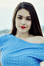 Ukrainian girl Yana,26 years old with hazel eyes and light brown hair.
