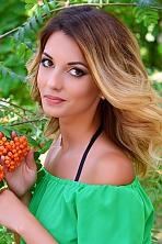 Ukrainian girl Ilona,25 years old with  eyes and  hair.
