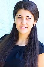 Ukrainian girl Svetlana,21 years old with brown eyes and dark brown hair.