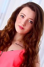 Ukrainian girl Maria,25 years old with  eyes and  hair.