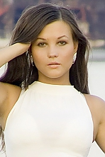 Ukrainian girl Natalia,29 years old with hazel eyes and dark brown hair.