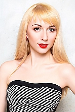 Ukrainian girl Natalia,27 years old with green eyes and blonde hair.