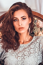 Ukrainian girl Katya,24 years old with  eyes and  hair.