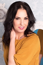 Ukrainian girl Vitalina,45 years old with brown eyes and light brown hair.