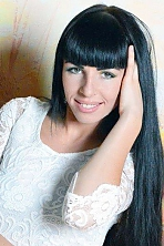 Ukrainian girl Oksana,29 years old with  eyes and  hair.