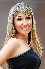 Ukrainian girl Natalia,38 years old with  eyes and  hair.
