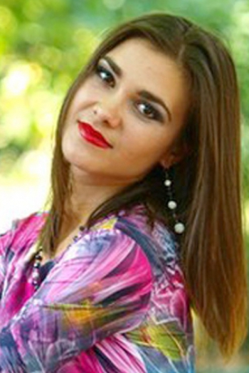Ukrainian girl Alyona,25 years old with  eyes and  hair.