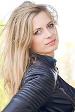 Ukrainian girl Anna,28 years old with  eyes and  hair.