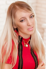 Ukrainian girl Anastasiia ,29 years old with  eyes and  hair.