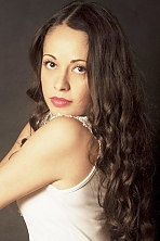 Russian girl Tatiana,31 years old with brown eyes and dark brown hair.