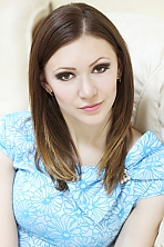 Ukrainian girl Tamara,26 years old with brown eyes and dark brown hair.
