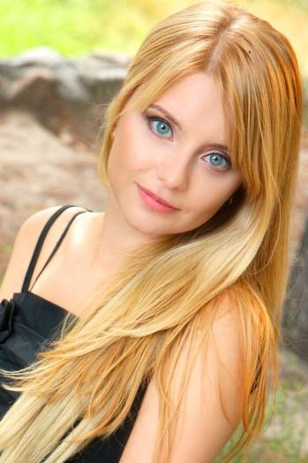 Ukrainian girl Veronika,29 years old with blue eyes and blonde hair.