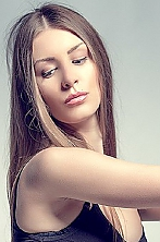 Ukrainian girl Yaroslava,25 years old with green eyes and light brown hair.