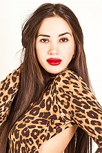 Ukrainian girl Malika,24 years old with  eyes and  hair.