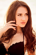 Ukrainian girl Olga,21 years old with  eyes and  hair.