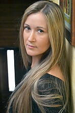 Ukrainian girl Marina,27 years old with brown eyes and blonde hair.