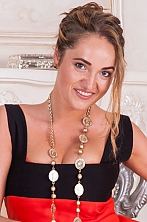 Ukrainian girl Nastia,31 years old with green eyes and blonde hair.