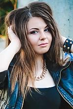 Ukrainian girl Yana,21 years old with  eyes and  hair.