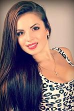 Ukrainian girl Larisa,24 years old with brown eyes and dark brown hair.
